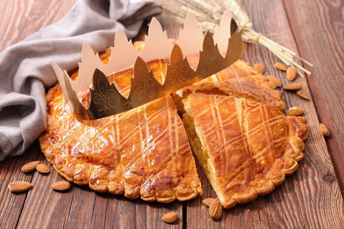 Galette des rois sans gluten et vegan