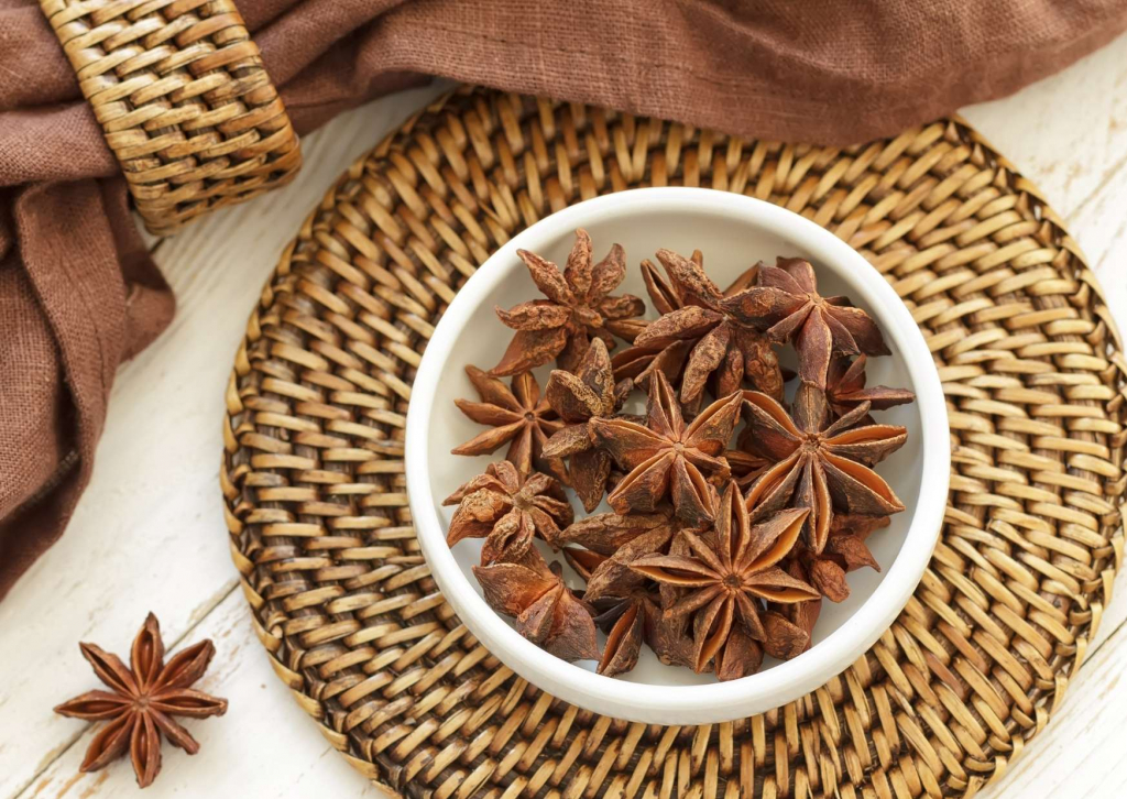 Focus on the benefits of anise