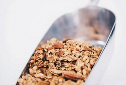 Bamboo Granola, a great brand you should know !