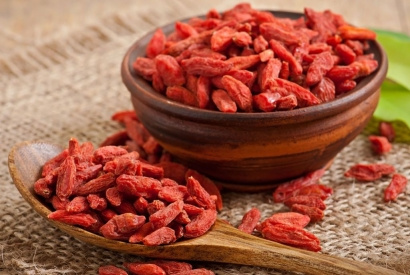What can goji berries bring?