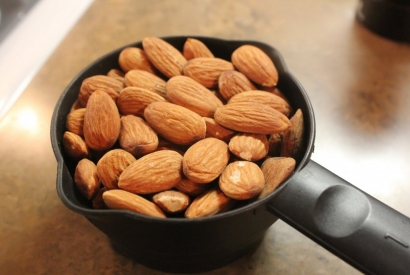 Did you know this about almonds?