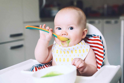 A vegan diet for a baby, is it really dangerous?