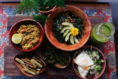 The secrets of Ayurvedic cooking