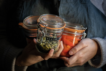 Les tips Zero Waste d'un Chef